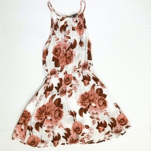 J for Justify Floral Dress Juniors Size Small
